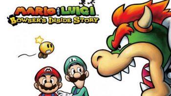 تریلر جدیدی از Mario and Luigi: Bowser's Inside Story + Bowser Jr.'s Journey منتشر شد