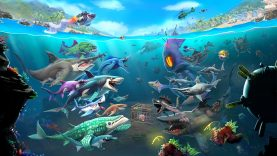 نقد و بررسی Hungry Shark World