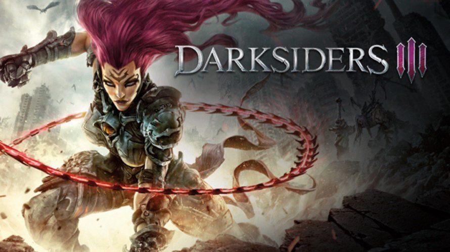 بهروزرسانی ۱٫۰۴ بازی Darksiders 3 با هدف ایجاد تغییراتی در درجه سختی عرضه شد