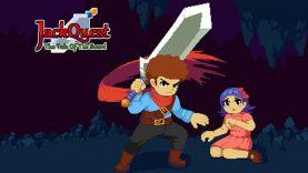 نقد و بررسی JackQuest: The Tale of the Sword