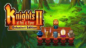 نقد و بررسی Knights of Pen & Paper 2