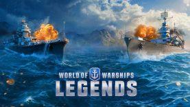 نقد و بررسی World of Warships Legends