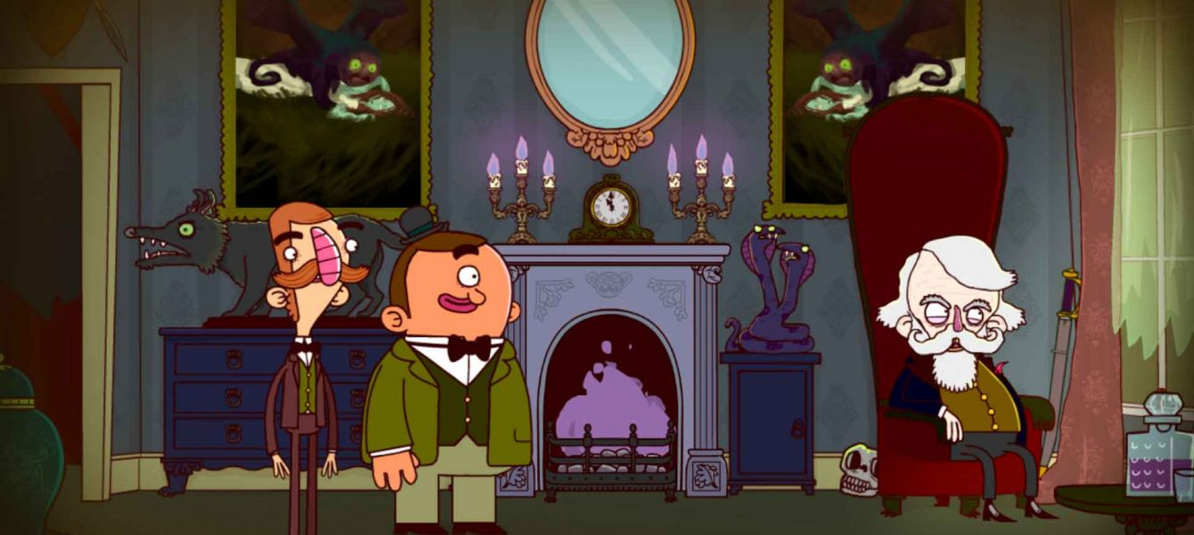 نقد و بررسی The Adventures of Bertram Fiddle: Episode 1: A Dreadly Business