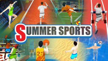 نقد و بررسی Summer Sports Games