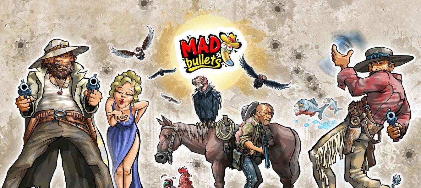 نقد و بررسی Mad Bullets