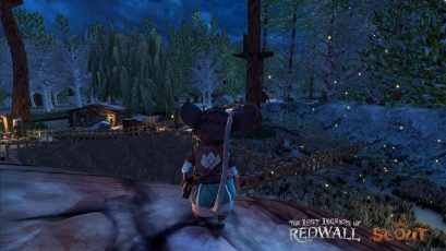 نقد و بررسی The Lost Legends of Redwall: The Scout