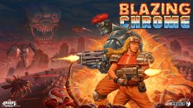 نقد و بررسی Blazing Chrome