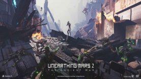 نقد و بررسی Unearthing Mars 2: The Ancient War