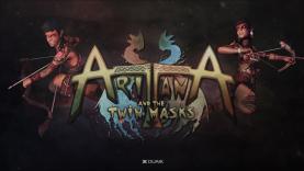 نقد و بررسی Aritana and the Twin Masks