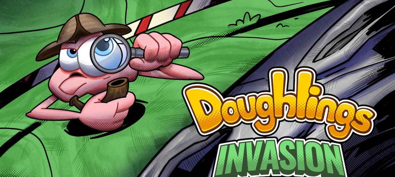 نقد و بررسی Doughlings: Invasion