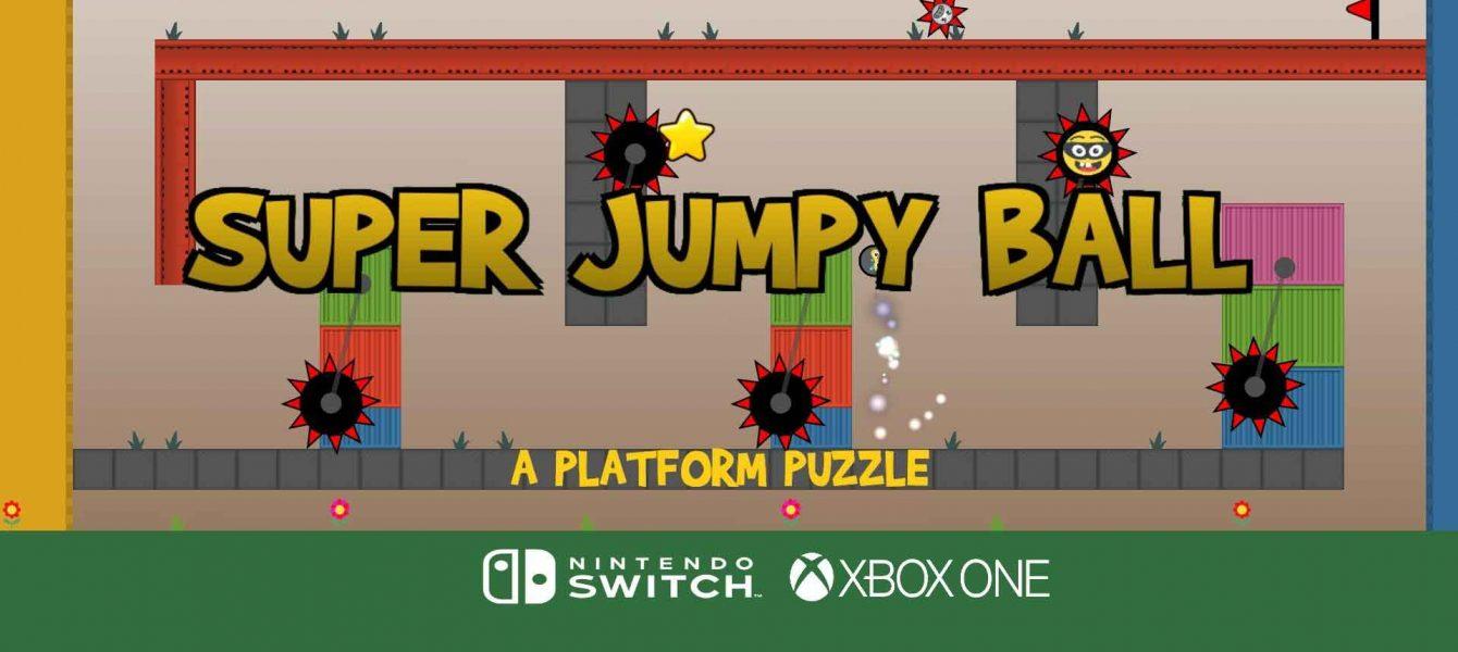نقد و بررسی Super Jumpy Ball