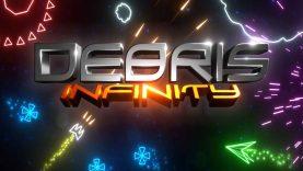 نقد و بررسی بازی Debris Infinity