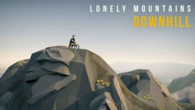 نقد و بررسی Lonely Mountains: Downhill