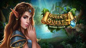 نقد و بررسی Queen's Quest 4: Sacred Truce