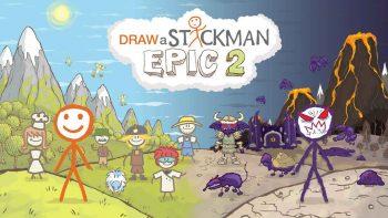 نقد و بررسی بازی Draw a Stickman:Epic 2