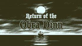نقد و بررسی بازی return of the obra dinn