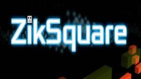 نقد و بررسی بازی ZikSquare