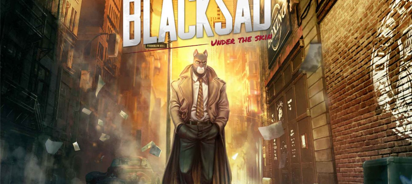 نقد و بررسی Blacksad: Under the Skin