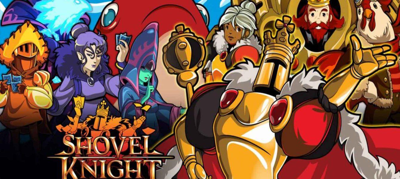 نقد و بررسی Shovel Knight: King of Cards