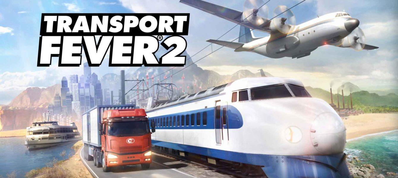 نقد و بررسی Transport Fever 2