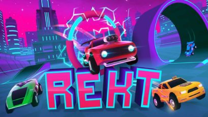 نقد و بررسی REKT! High Octane Stunts