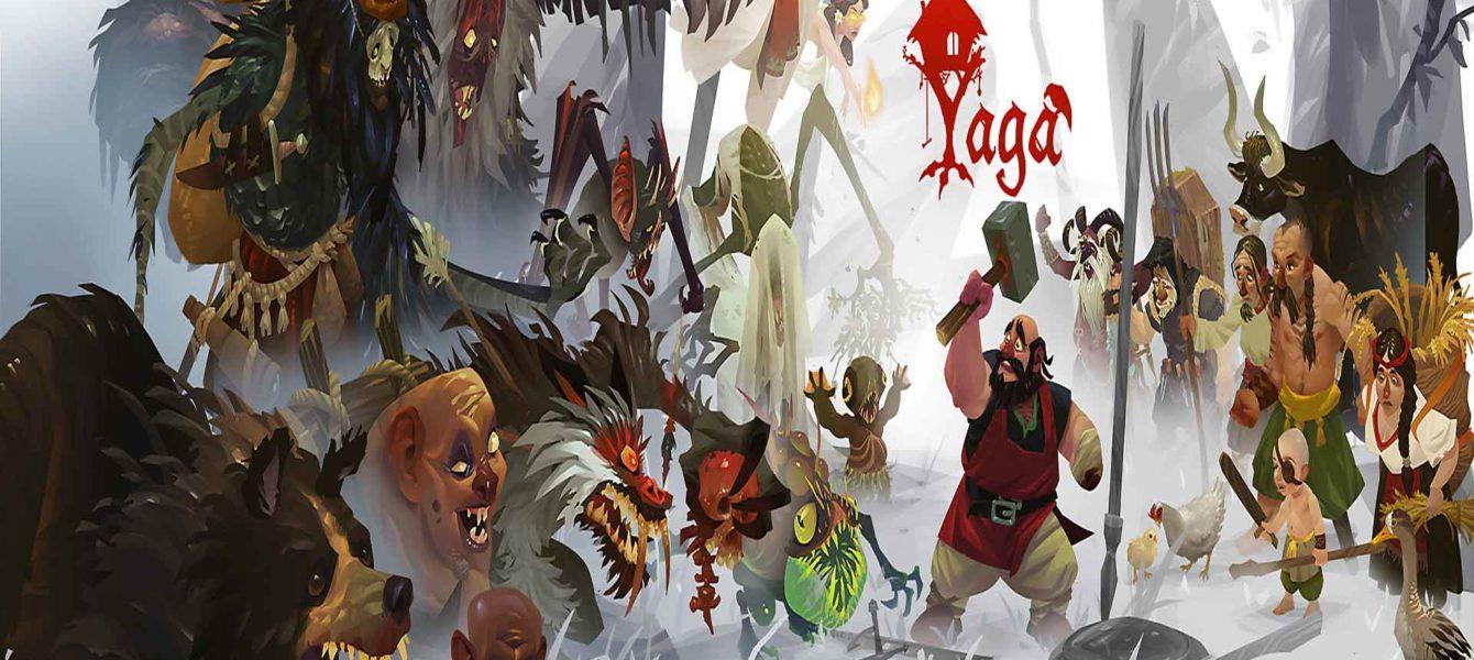 نقد و بررسی Yaga