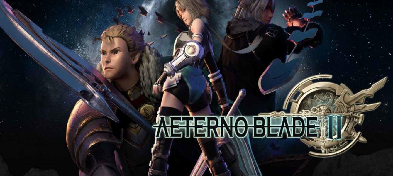 نقد و بررسی AeternoBlade 2