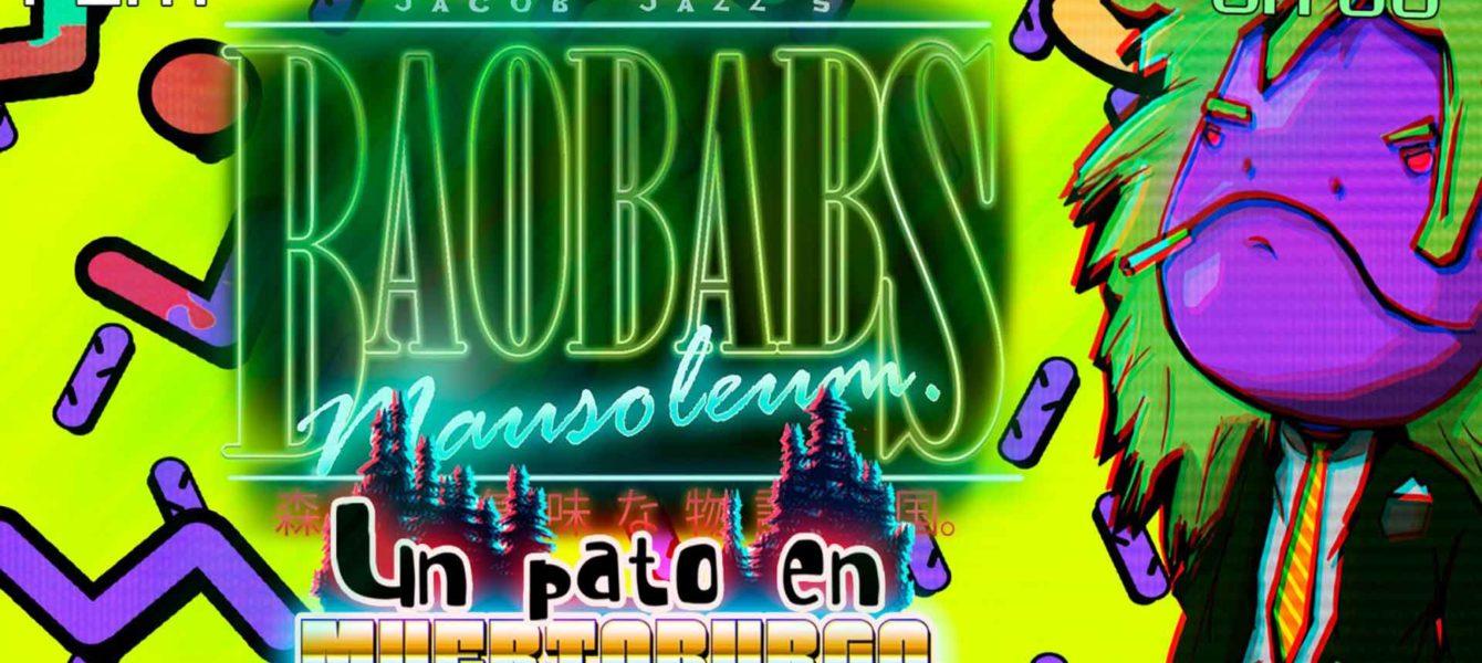 نقد و بررسی Baobabs Mausoleum 3: Un Pato en Muertoburgo