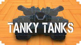نقد و بررسی Tanky Tanks