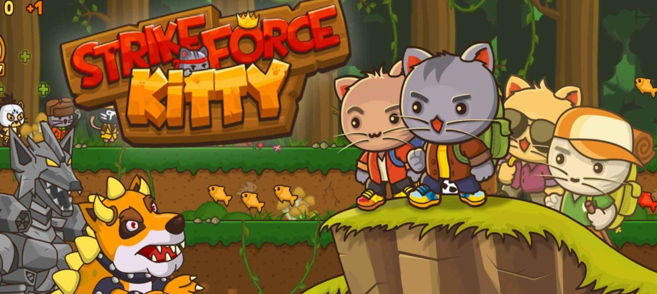 نقد و بررسی StrikeForce Kitty