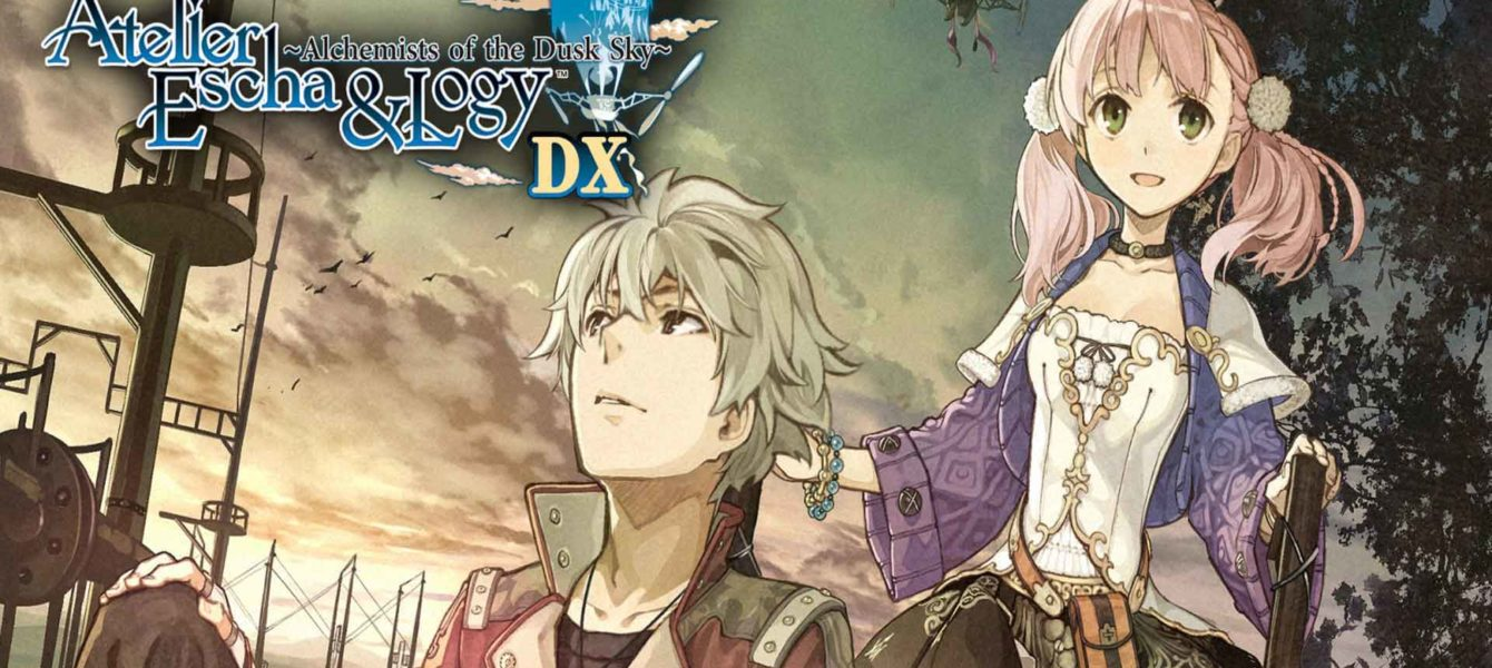 نقد و بررسی Atelier Escha & Logy: Alchemists of the Dusk Sky DX