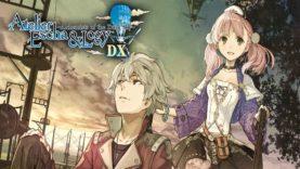 نقد و بررسی Atelier Escha & Logy: Alchemists of the Dusk Sky DX