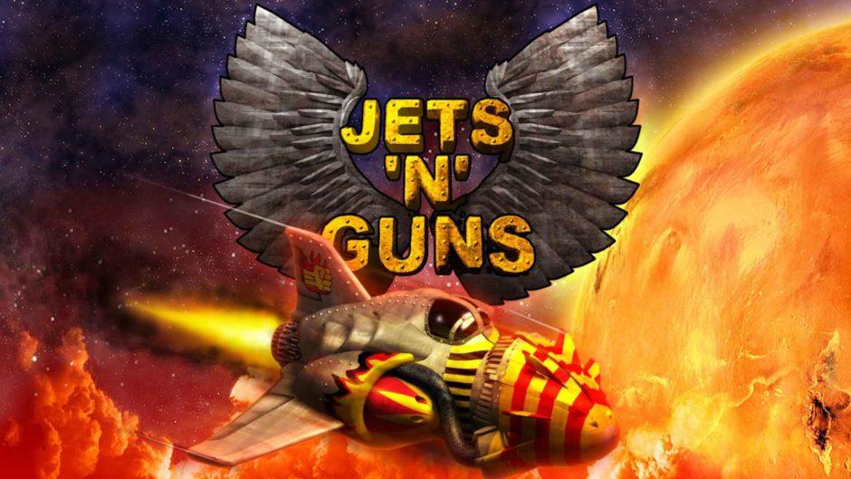 نقد و بررسی Jets'n'Guns