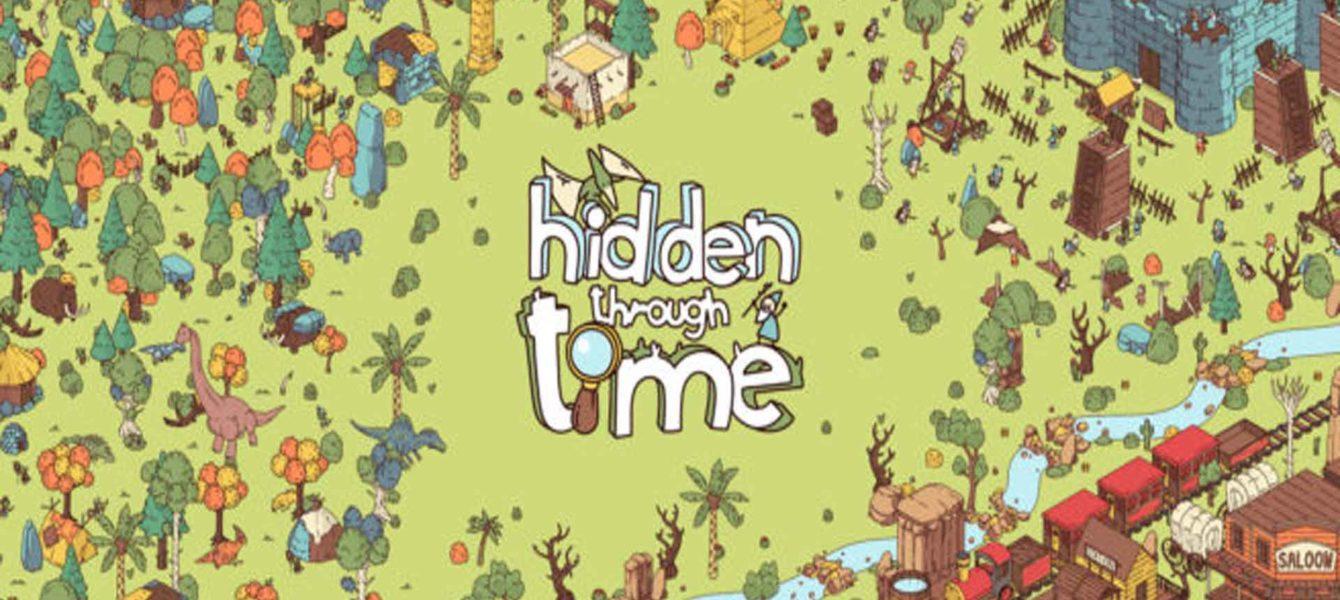 نقد و بررسی Hidden Through Time