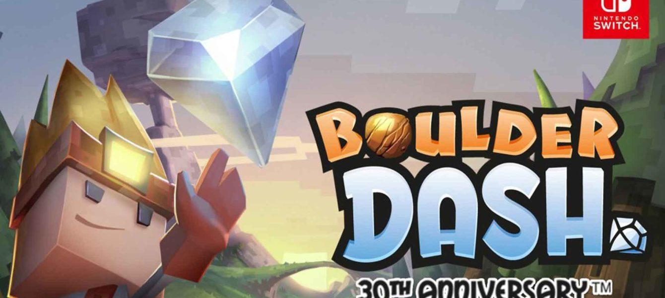 نقد و بررسی Boulder Dash – 30th Anniversary