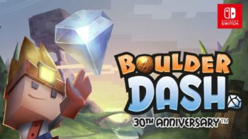 نقد و بررسی Boulder Dash - 30th Anniversary