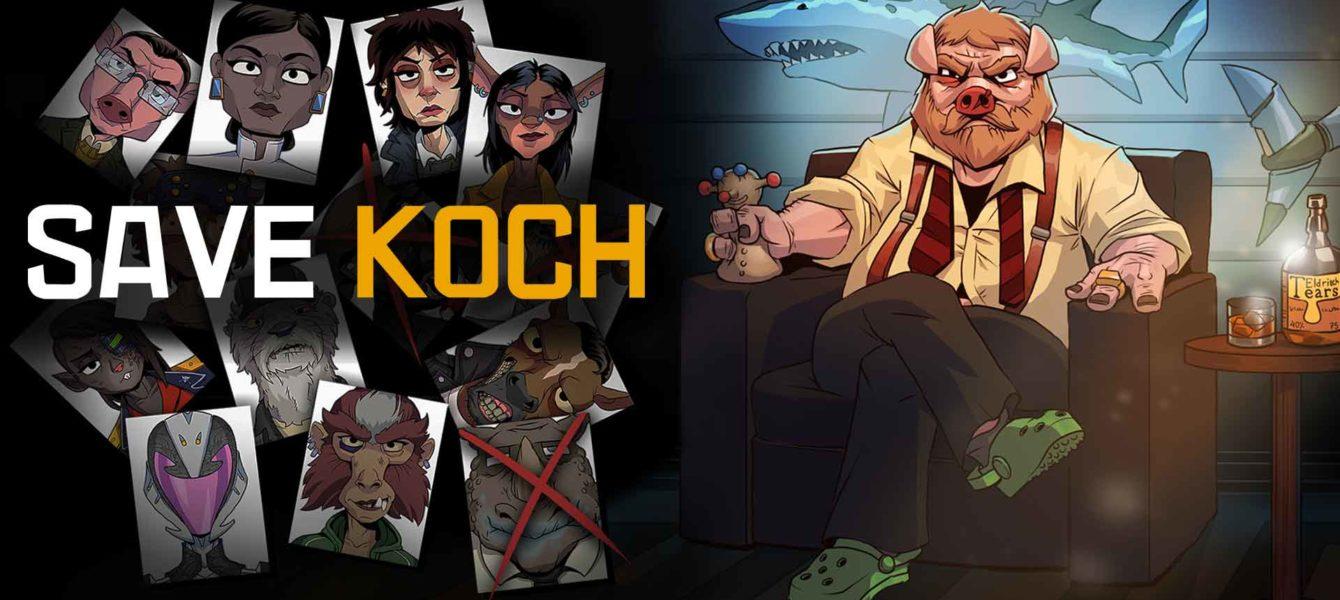 نقد و بررسی Save Koch