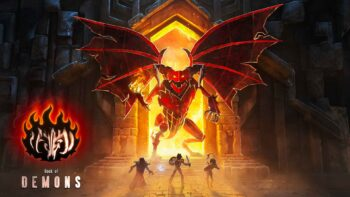 نقد و بررسی Book of Demons