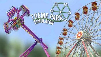 نقد و بررسی Theme Park Simulator