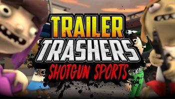 نقد و بررسی Trailer Trashers