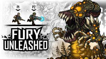 نقد و بررسی Fury Unleashed