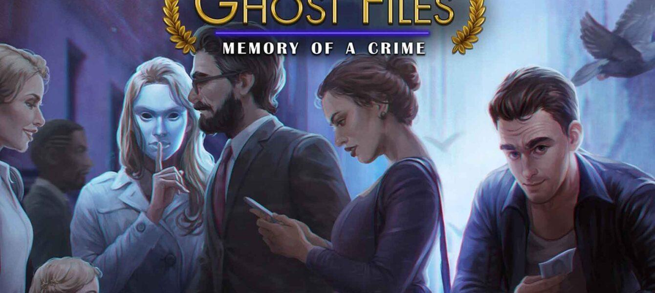 نقد و بررسی Ghost Files: Memory of a Crime