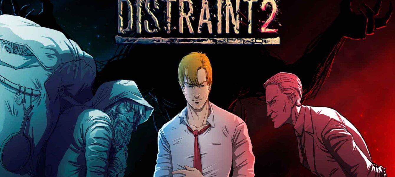 نقد و بررسی Distraint 2