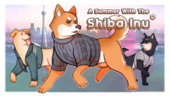 نقد و بررسی A Summer with the Shiba Inu