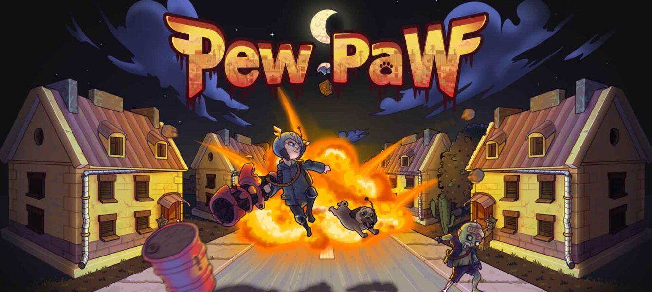 نقد و بررسی Pew Paw