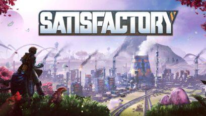 نقد و بررسی Satisfactory