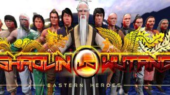 نقد و بررسی بازی Shaolin vs Wutang