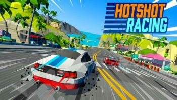 نقد و بررسی Hotshot Racing