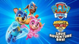 نقد و بررسی PAW Patrol: Mighty Pups Save Adventure Bay