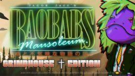 نقد و بررسی Baobabs Mausoleum Grindhouse Edition